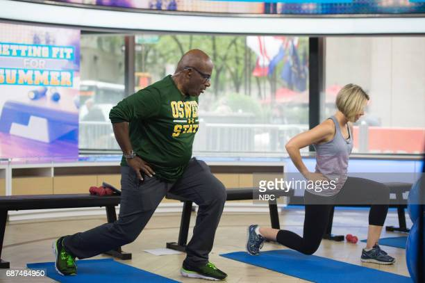 Al Roker and Dylan Dreyer on Tuesday May 23 2017