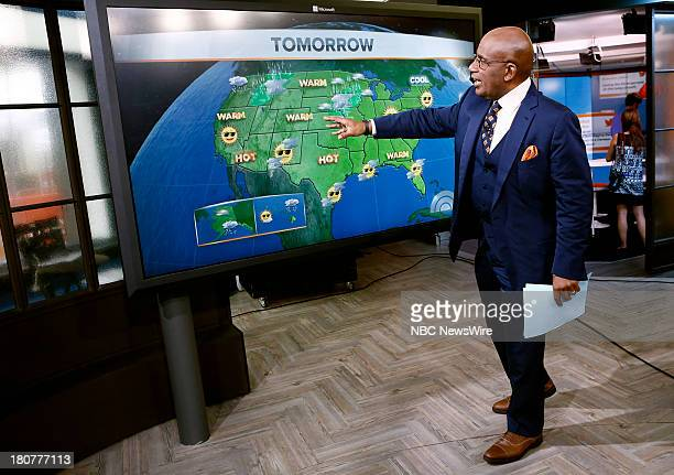 Al Roker appears on NBC News' 'Today' show