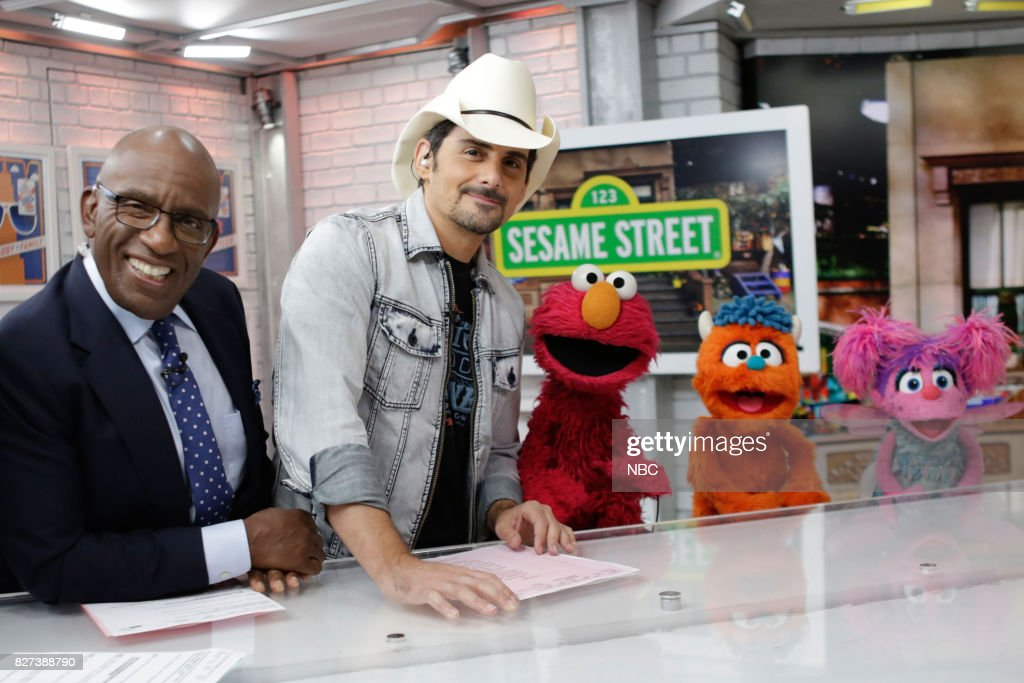 "NBC's ""Today"" With guests Brad Paisley, Paula Dofat, Cori Grainger, Tayla Solomon"