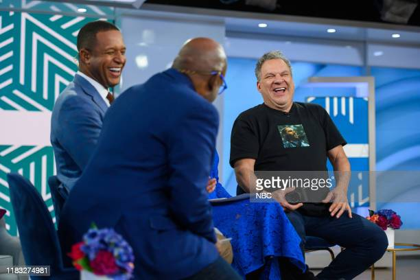 Al Roker Craig Melvin Natalie Morales and Jeff Garlin on Friday November 15 2019