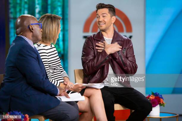 Al Roker Dylan Dreyer and Andy Grammer on Friday July 26 2019