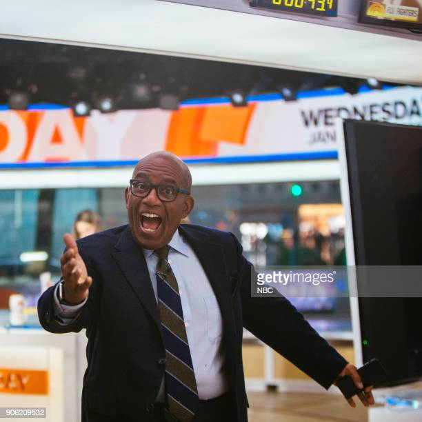 Al Roker on Wednesday January 17 2018