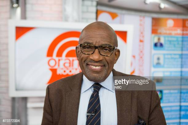 Al Roker on Wednesday November 8 2017