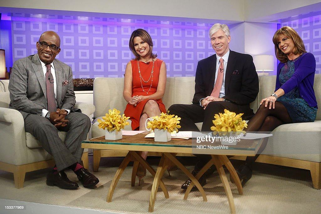 "NBC's ""Today"" With Guests Julie Andrews, Emma Walton Hamilton, Ed Asner"