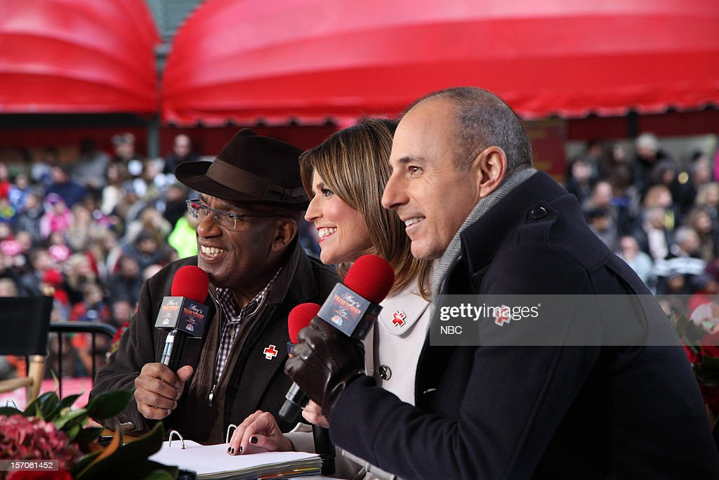 "NBC's ""Macy's Thanksgiving Day Parade"" - 2012"