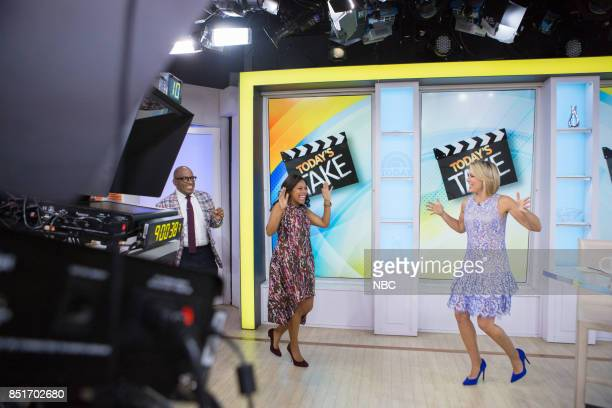 Al Roker Sheinelle Jones and Dylan Dreyer on Friday September 22 2017