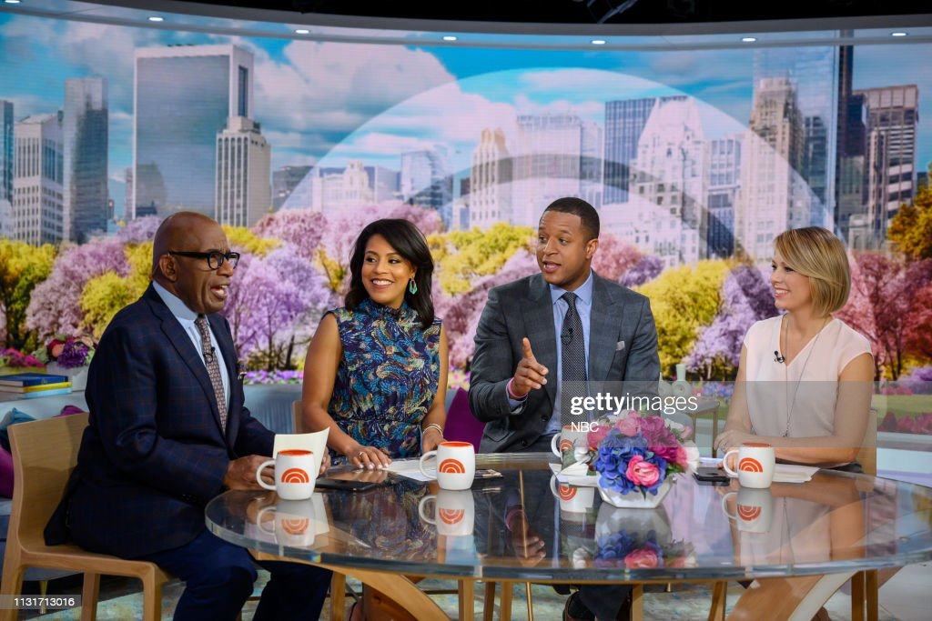 "NY: NBC's ""TODAY"" - Winston Duke, Jill Martin's Steals and Deals, Kimbal and Maye Musk, Jenny Ahlstrom, Trista Rehn, Ryan Sutter"