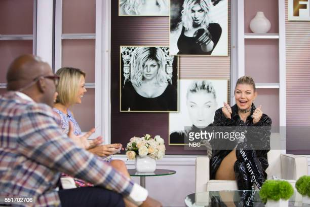 Al Roker Sheinelle Jones Dylan Dreyer and Fergie on Friday September 22 2017