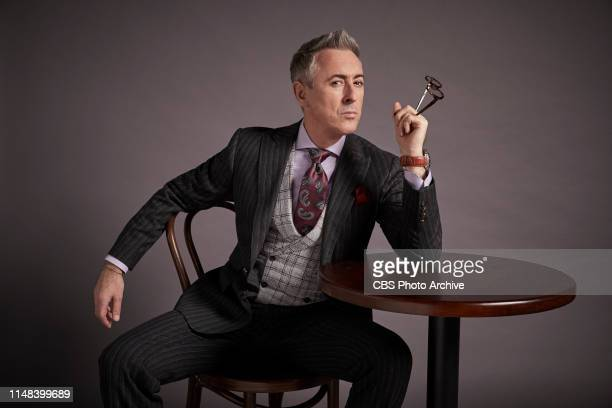 Pictured Alan Cumming of INSTINCT on the CBS Television Network