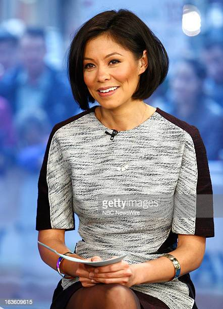 Alex Wagner appears on NBC News' Today show