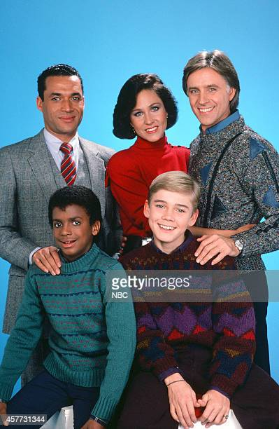 Alfonso Ribeiro as Alfonso Spears Ricky Shroder as Ricky Stratton Franklyn Seales as Dexter Stuffins Erin Gray as Kate Summers Stratton Joel Higgins...