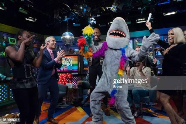 Ali Andy Cohen Antoni Porowski Gay Shark and Tatiana