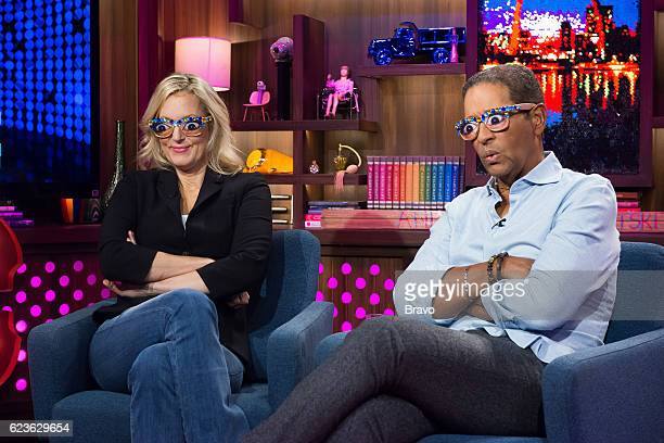 Ali Wentworth and Bryant Gumbel