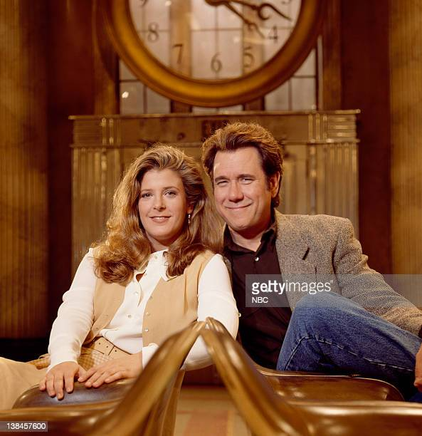Alison La Placa as Catherine Merrick John Larroquette as John Hemingway