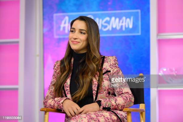 Aly Raisman on Thursday January 23 2020