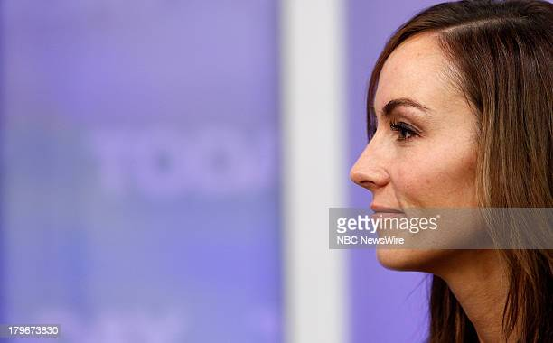 Amanda Lindhout appears on NBC News' 'Today' show