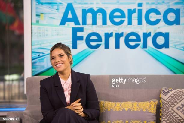 America Ferrera on Thursday September 28 2017