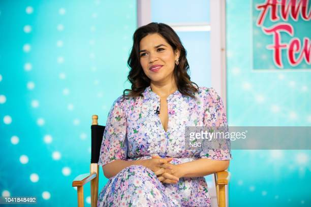 America Ferrera on Wednesday September 26 2018