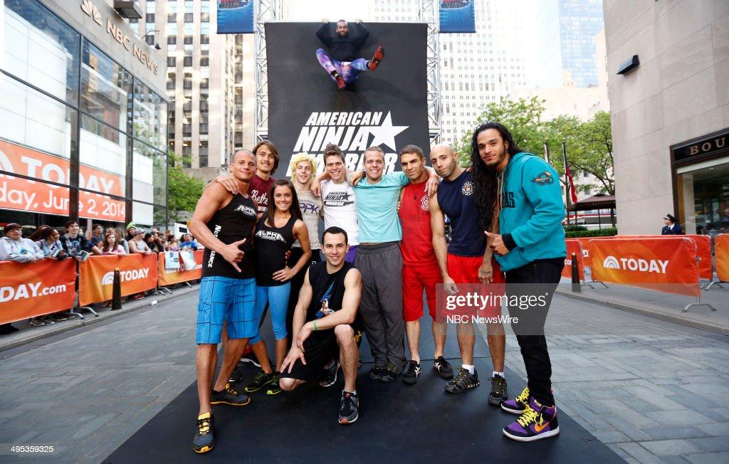"NBC's ""Today"" With Guests Birdy, Susan Sarandon, Dean Cain, American Ninja Warriors, Ricky Gervais"
