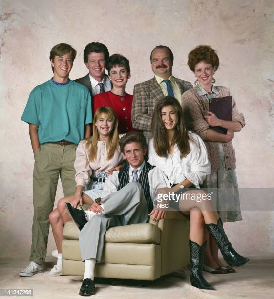 Ami Dolenz as Sloan Peterson Charlie Schlatter as Ferris Bueller Jennifer Aniston as Jeannie Bueller Brandon Douglas as Cameron Frye Sam Freed as...
