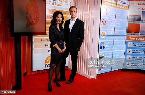 Amy Chua and Jed Rubenfeld appear on NBC News' 'Today' show