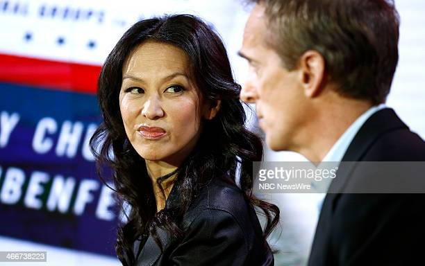 Amy Chua appears on NBC News' 'Today' show