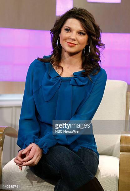Amy Duggar appears on NBC News' 'Today' show