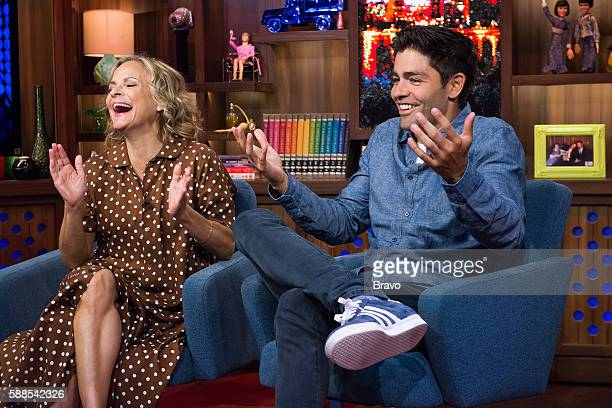Pictured : Amy Sedaris and Adrian Grenier --