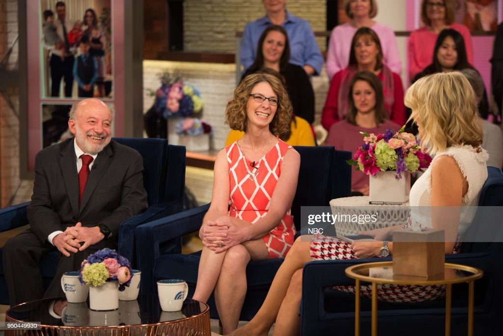 "NBC's ""Megyn Kelly TODAY"" with guests Amy Tucker, Tanya Zuckerbrot"