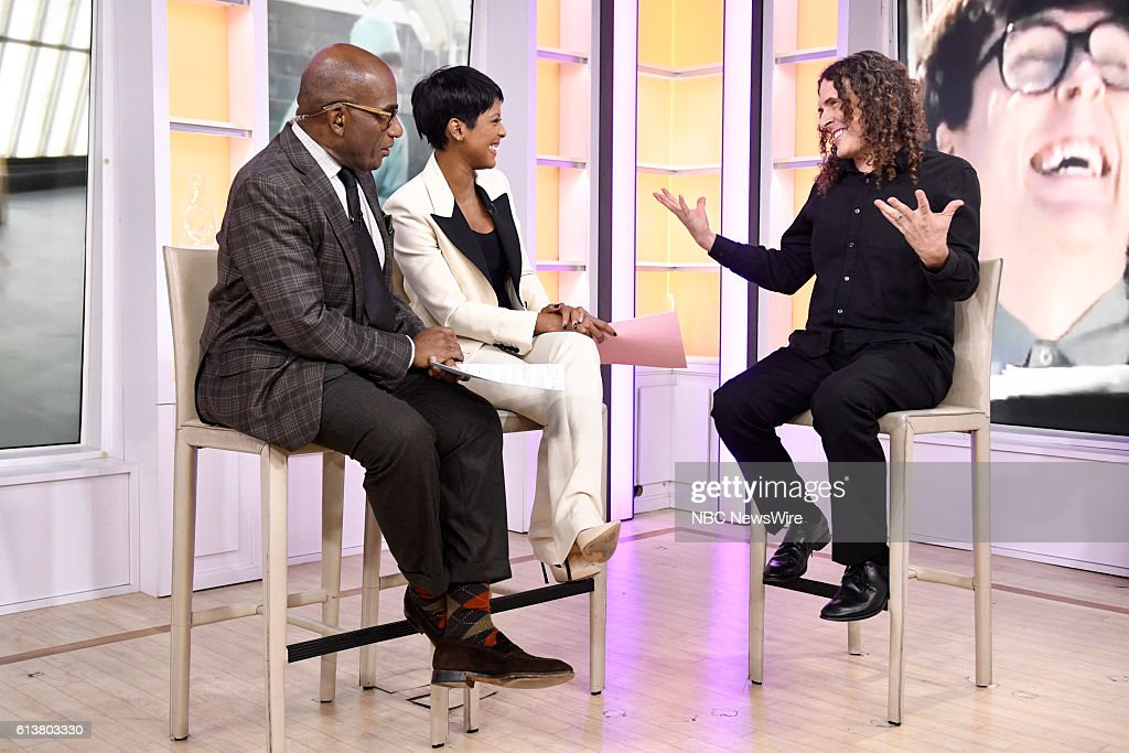 "NBC's ""Today"" With guests Norah Jones, ""Weird Al"" Yankovic, Matt Lanter"