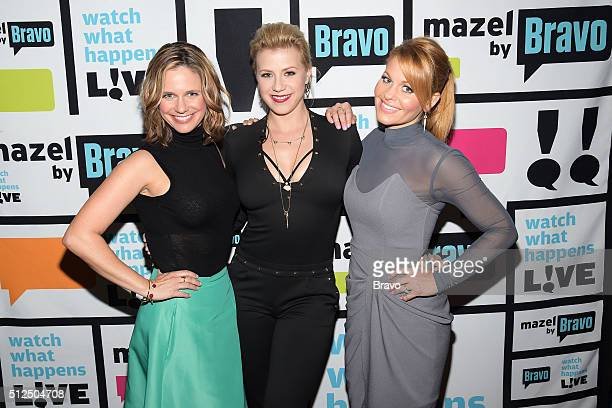 Andrea Barber Jodie Sweetin and Candace CameronBure