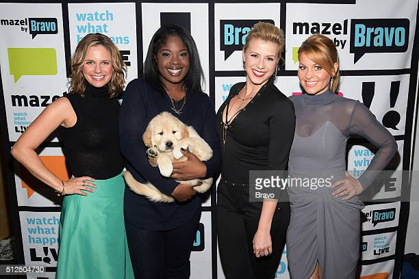 Andrea Barber Mariah Smith Jodie Sweetin and Candace CameronBure