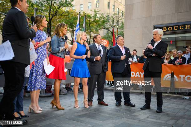 Andrea Canning Dennis Murphy Josh Mankiewicz and Keith Morrison on Wednesday September 25 2019