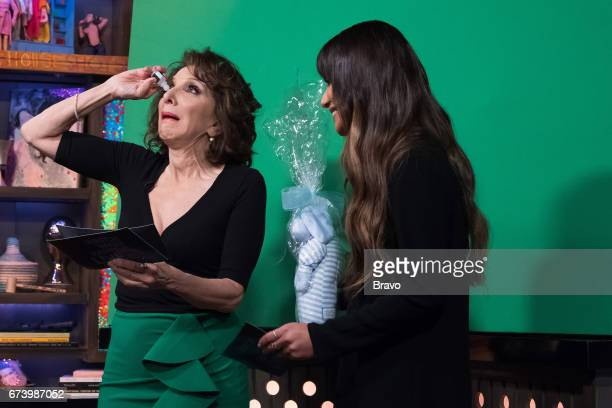 Andrea Martin and Lea Michele
