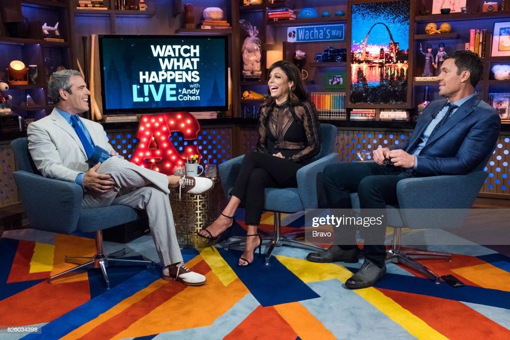 Watch What Happens Live With Andy Cohen - Season 14 : Fotografía de noticias