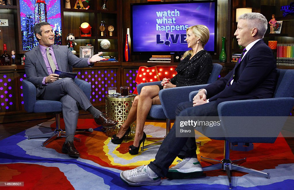 Watch What Happens Live : News Photo