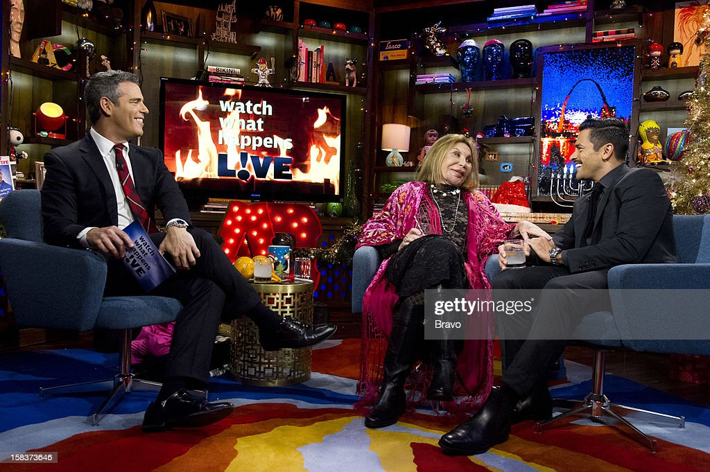 Watch What Happens Live - Season 8 : News Photo