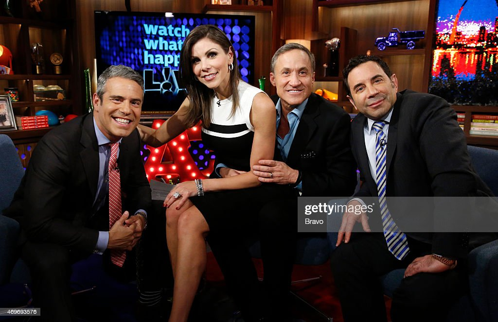 Watch What Happens Live - Season 11 : News Photo