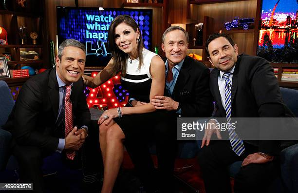 Andy Cohen Heather Dubrow Terry Dubrow Paul Nassif