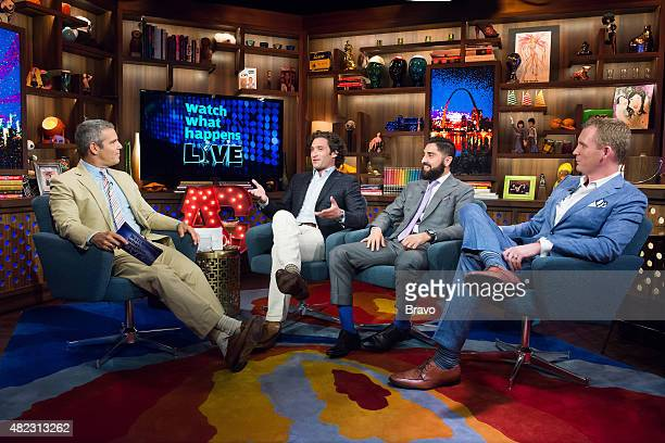 Andy Cohen Justin Fichelson Roh Habibi and Andrew Greenwell