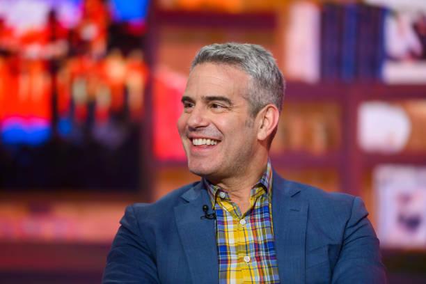 """NY: NBC's """"TODAY"""" - Andy Cohen, Sunny, Phoebe Robinson, Nai'vasha Johnson, Jenn Falik, Mike Lata, Jean Kwok"""