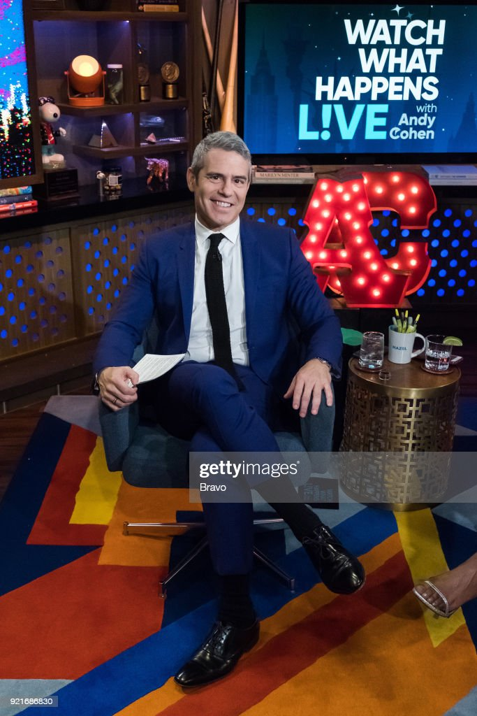 Watch What Happens Live With Andy Cohen - Season 15 : Foto di attualità