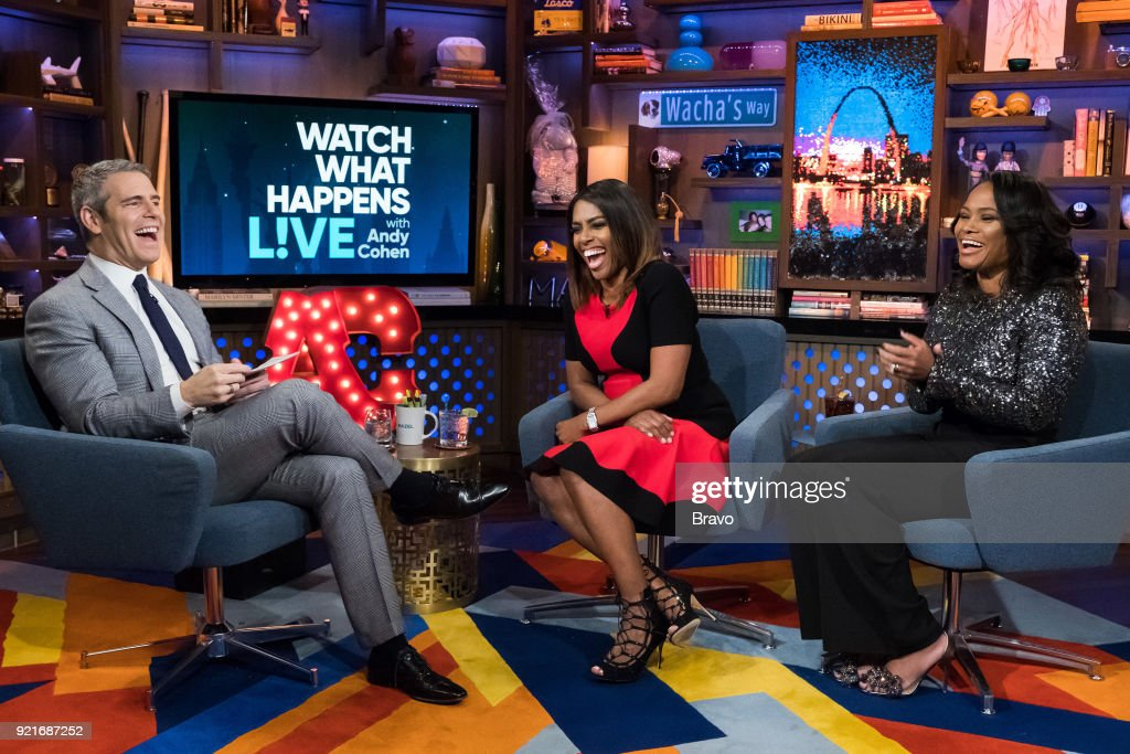 Watch What Happens Live With Andy Cohen - Season 15 : Foto di attualità