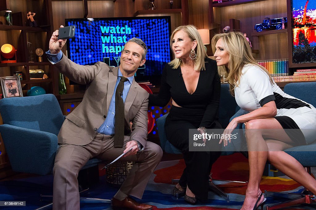 Watch What Happens Live - Season 13 : News Photo