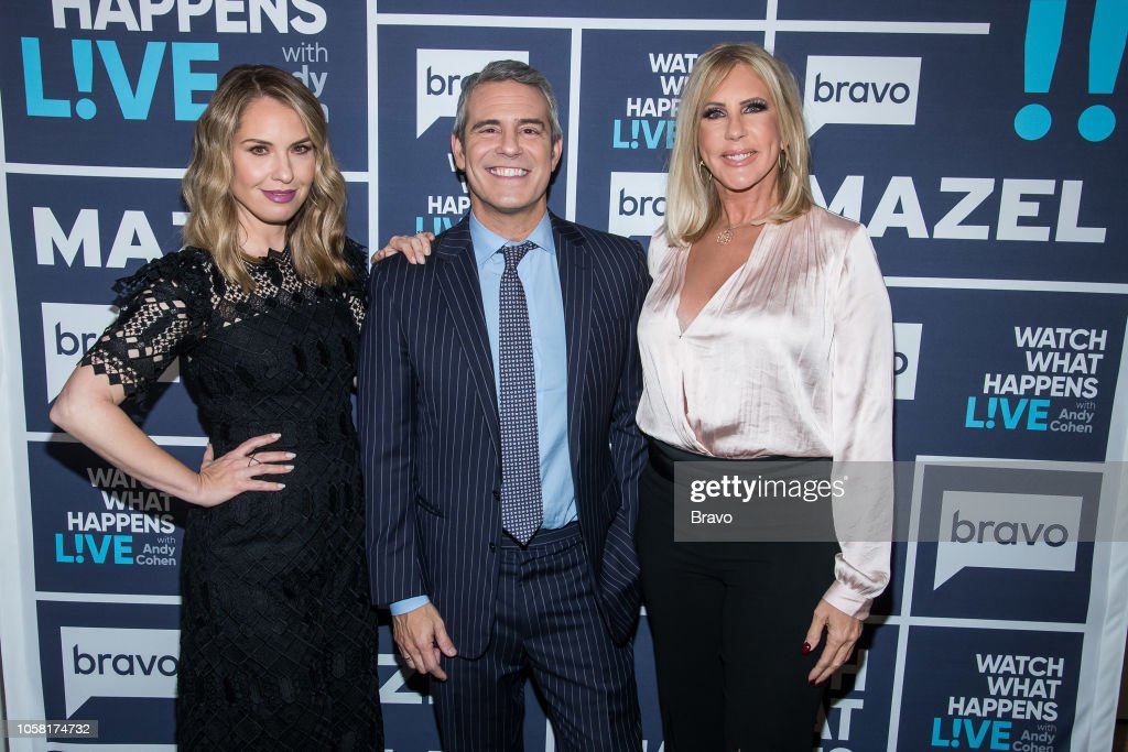 Watch What Happens Live With Andy Cohen - Season 15 : News Photo