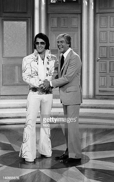 Andy Kaufman as Elvis Presley Dick Van Dyke Photo by Ron Tom/NBCU Photo Bank