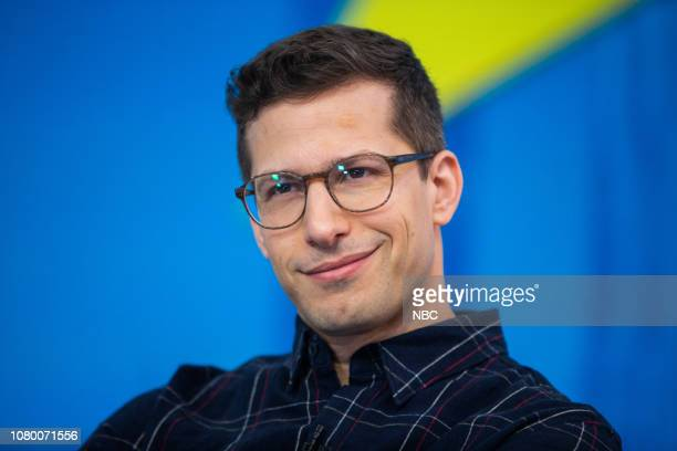 Andy Samberg on Thursday January 10 2019