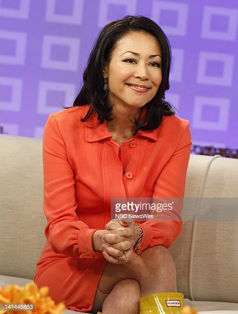 Ann Curry appears on NBC News' 'Today' show Photo by Peter Kramer/NBC/NBC NewsWire