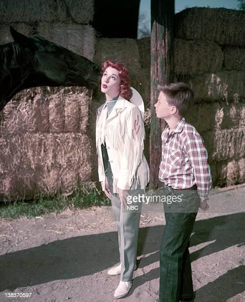 Ann Robinson as Helen Watkins Bobby Diamond as Joey Newton