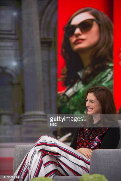 Anne Hathaway on Thursday May 31 2018